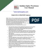 Zenit-122 Manual
