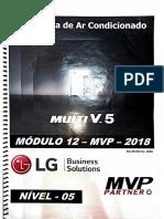 Módulo Treinamento MVP LG 2018 Nível 05