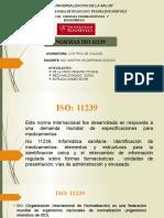ISO 11239 CALIDAD