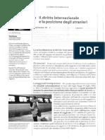 art. 10 Cost - diritto internazionale
