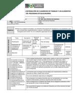 PLAN DE TRABAJO DE DISTRIBUCIÓN CdT Y RACIONES (1)