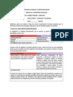 PROPUESTA ARTICULACIÓN LENGUAJE-INGLÉS-FILOSOFIA