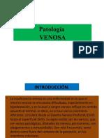 ENFERMEDAD VENOSA PERIFÉRICA
