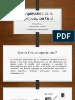 Arquitectura de la computación Grid