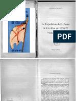 Historia Argentina) Juan Beverina - La Expedición de Don Pedro de Cevallos en 1776-1777-Editorial Rioplatense (1970)