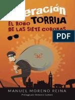 Operacion Torrija. El Robo de l - Manuel Moreno Reina