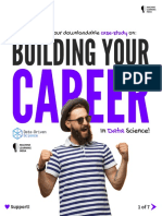 Building your career in Data Science