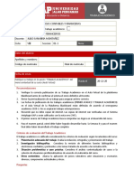 Trabajo Academico de Instrumentos Financieros
