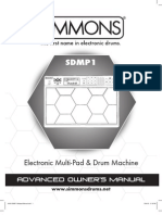 Simmons SDMP1 Advanced Manual