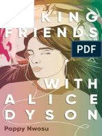 Making Friends with Alice Dyson by Poppy Nwosu Chapter Sampler