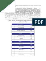 BRECHA DE INVERSIÓN EN INFRAESTRUCTURA DE SERVICIOS PÚBLICOS