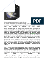 Conhecimentos Gerais e Atualidades - Efeito Estufa III