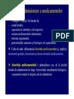 Dispozitive Medicale Pentru Calea de Administrare Parenterala