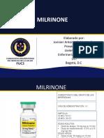 MILRINONE