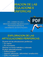 63[1]. Semiologia del sistema osteoarticular I-Exploración Articular (PPTshare)