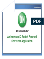 An Improved 2-Switch Forward Converter Application.pdf