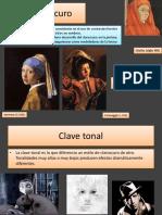 Presentación Claroscuro