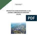 PROYECTO CIUDAD DE DIOS NIÑOJESÚS DE PRAGA 2019 PRIMERO