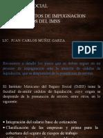 PROCEDIMIENTOS DE IMPUGNACIÓN VS. IMSS (1)