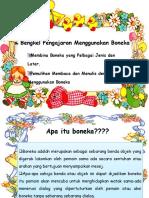 Presentation boneka