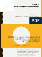 CLASE.El juego en las practicas psicopedagogicas Filidoro.pdf