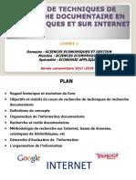 2èmePARTIE_COURS_TECHNIQUES_RECHERCHE_DOCUMENTAIRE_L1_SEG_2017_2018