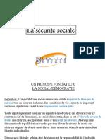 la securite sociale