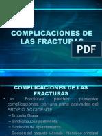 COMPLICACIÓN DE LAS FRACTURAS. FRACTURAS EXPUESTAS (PPTshare)