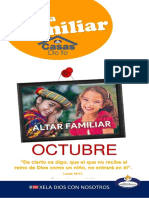 OCTUBRE MATERIAL EN CASA