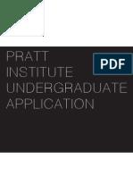 Undergraduate Application 10 11