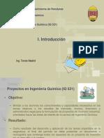 I. Introducción Proyectos