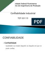 Confiabilidade - Módulo 2 - definições taxa exponencial.pdf
