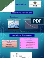 TEORIA10-Penicilinas y Cefalosporinas