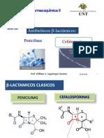 TEORIA10- Cefalosporinas