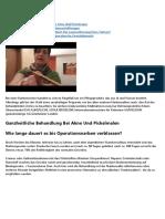 165252Der beste Guide  -  Hypertrophe Narbe  Mehr lesen