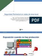 6. Seguridad Perimetral