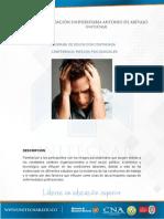 Conferencia- riesgos psicosociales