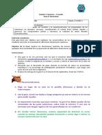 Química segundo medio  Guía  8 Molaridad (1)