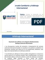 Tema IV Mercado Cambiario y Arbitraje Internacional-2020