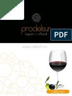 Catalogo PRODUCTOS DEL SUR C.A. - Productos del Sur 1.pdf