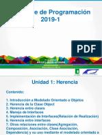 01 - Lenguaje -Herencia