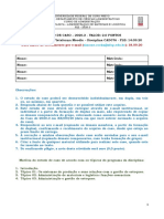 ESTUDO DE CASO 2020.3