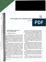 Psicología victimización criminal de Soria