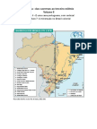 História - Capítulo 7 A mineração no Brasil colonial