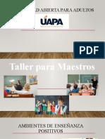 TAREA  5 PSICOLOGI EDUCATIVA