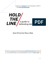 Hold the Line_ a Guide to Defending Democracy