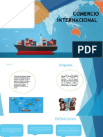 Entrega 7 - Comercio Internacional