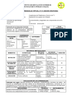 Actividad Aprendizaje - Propuesta Arquitectura.doc