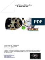 The Beginners Guide To Nintendo DS Homebrew