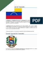 Simbolos Patrios y Naturales de Venezuela.docx